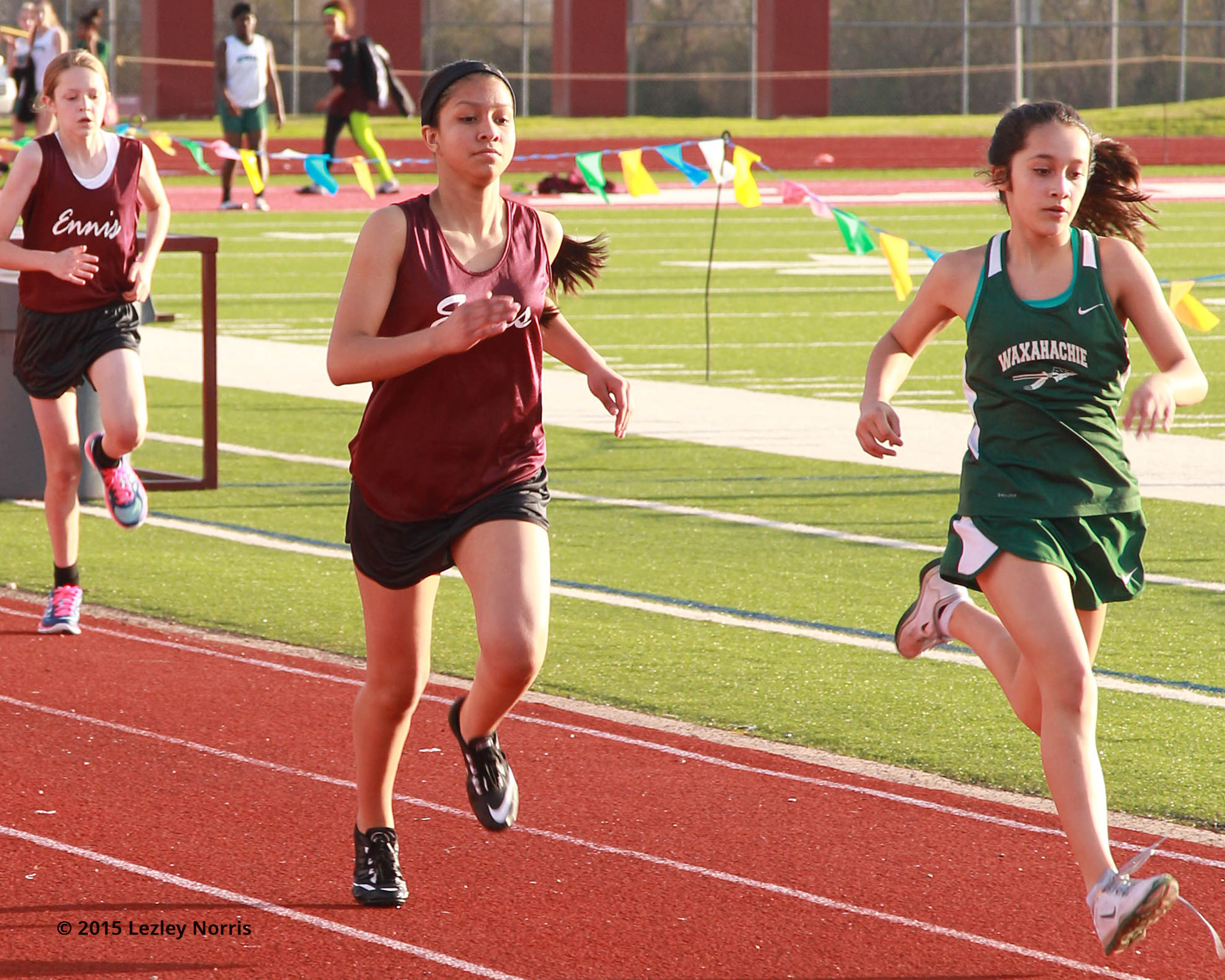 Junior High Track